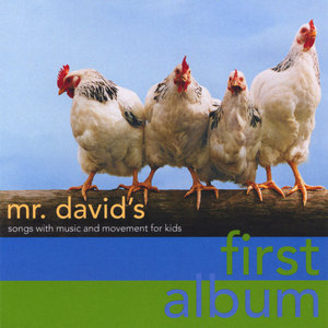 mr. david's first album