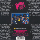Pantera - The Metal Magic Years 4 CD Set CD1