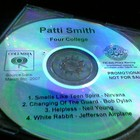 Patti Smith - Four College