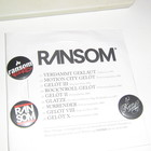 Ransom - Farewell CD