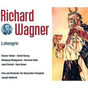 Die Kompletten Opern: Lohengrin CD1