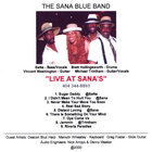 Live at SaNa's