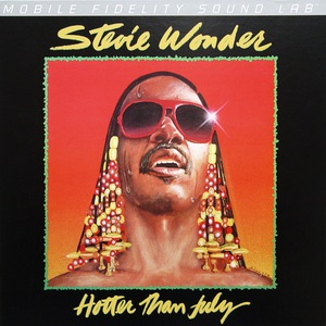 Hotter Than July (Vinyl)