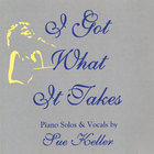 Sue Keller - I Got What It Takes