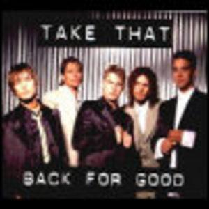 Back For Good (CDS)