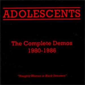 [2005] The Complete Demos 1980-1986