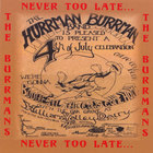 The Burrmans - Never Too Late...