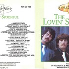 A Golden Hour Of Lovin' Spoonful