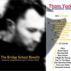 Thom Yorke - Bridge School Benefit 2002