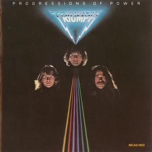 Progressions Of Power (Vinyl)