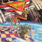 Triumph - Just A Game (Reissued 1986)
