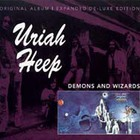 Uriah Heep - Demons and Wizards [expanded..