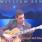William Ash - Moonlight and Stars