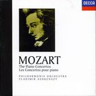 Wolfgang Amadeus Mozart - The Piano Concertos CD01