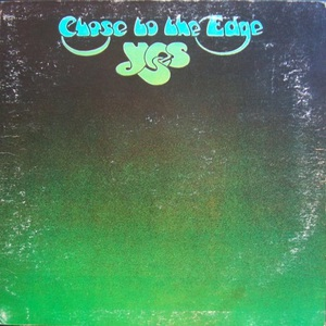 Close To The Edge (Vinyl)