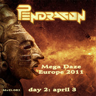 Pendragon - Mega Daze Europe CD4