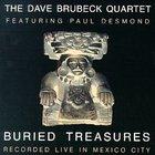 The Dave Brubeck Quartet - Buried Treasures (Vinyl)