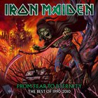 Iron Maiden - From Fear To Eternity: The Best Of 1990-2010 CD2