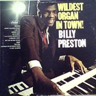 Billy Preston - Wildest Organ In Town (Vinyl)