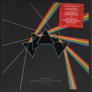 The Dark Side Of The Moon (Remastered) CD1