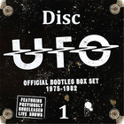UFO - The Official Bootleg Box Set CD1