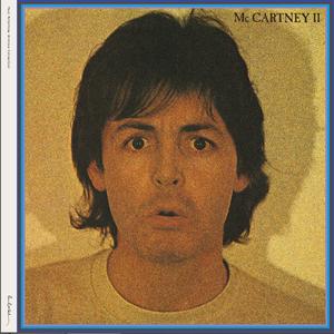 McCartney II (Deluxe Edition, Remastered) CD1