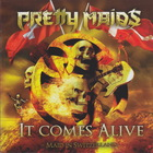 Pretty Maids - It Comes Alive: Maid In Switzerland CD1