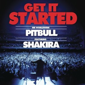 Get It Started (Feat. Shakira) (CDS)