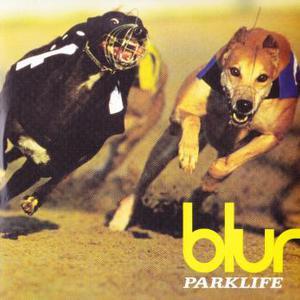 Blur 21: The Box - Parklife CD5