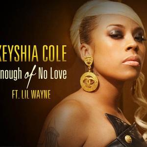Enough Of No Love (Single)