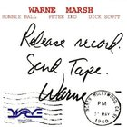 Warne Marsh - Release Record - Send Tape