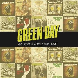 The Studio Albums 1990-2009: American Idiot CD7