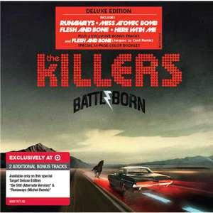 Battle Born (Target Deluxe Edition)