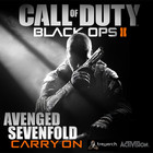 Avenged Sevenfold - Carry On (Call Of Duty: Black Ops II Version) (CDS)