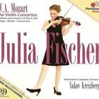 Mozart - Violinkonzerte 1, 2 & 5 CD1
