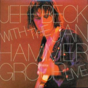 Jeff Beck With The Jan Hammer Group (Live) (Vinyl)