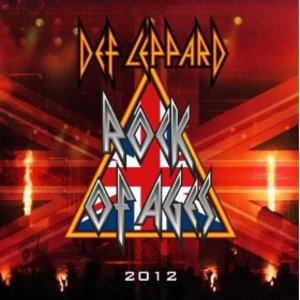 Rock Of Ages 2012 (CDS)
