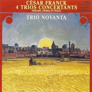 Trio Novanta CD1