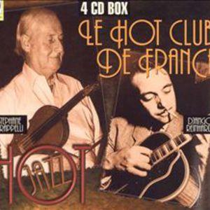Le Hot Club De France (With Django Reinhardt) CD4