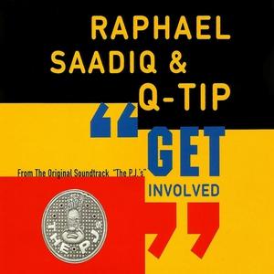 Get Involved (With Raphael Saadiq) (CDS)