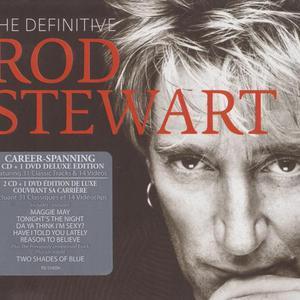 The Definitive Rod Stewart CD1