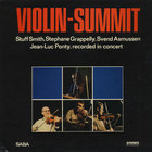 Stephane Grappelli - Violin Summit (With Svend Asmussen, Jean-Luc Ponty & Stuff Smith) (Vinyl)