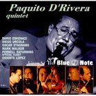 Paquito D'Rivera - Live At The Blue Note