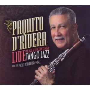 Tango Jazz: Live At Jazz At Lincoln Center