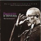 Paquito D'Rivera - The Lost Sessions