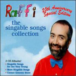 The Singable Songs Collection CD2