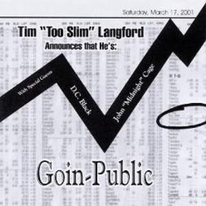 Goin' Public