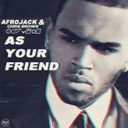 As Your Friend (Feat. Chris Brown) (CDS)