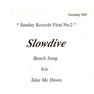 Beach Song / Take Me Down (CDS)
