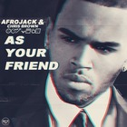 Chris Brown - As Your Friend (CDS)